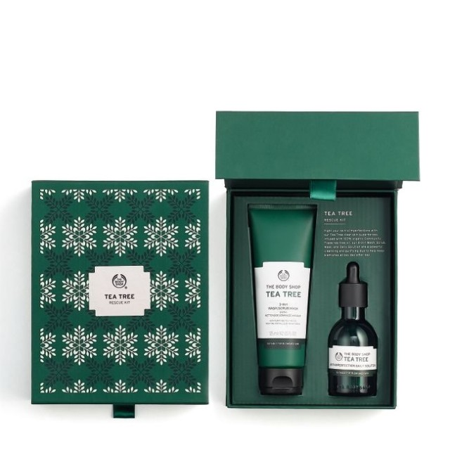 Set Gift Rescue Kit Tea Tree